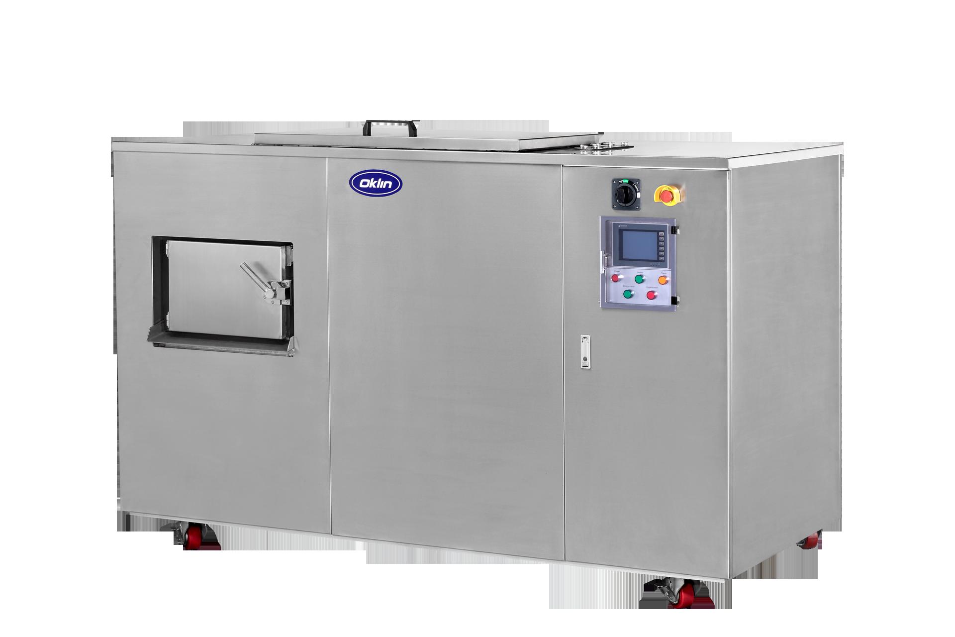 Industrial Compost Machine   Oklin GG100s   Medium Facility Composter
