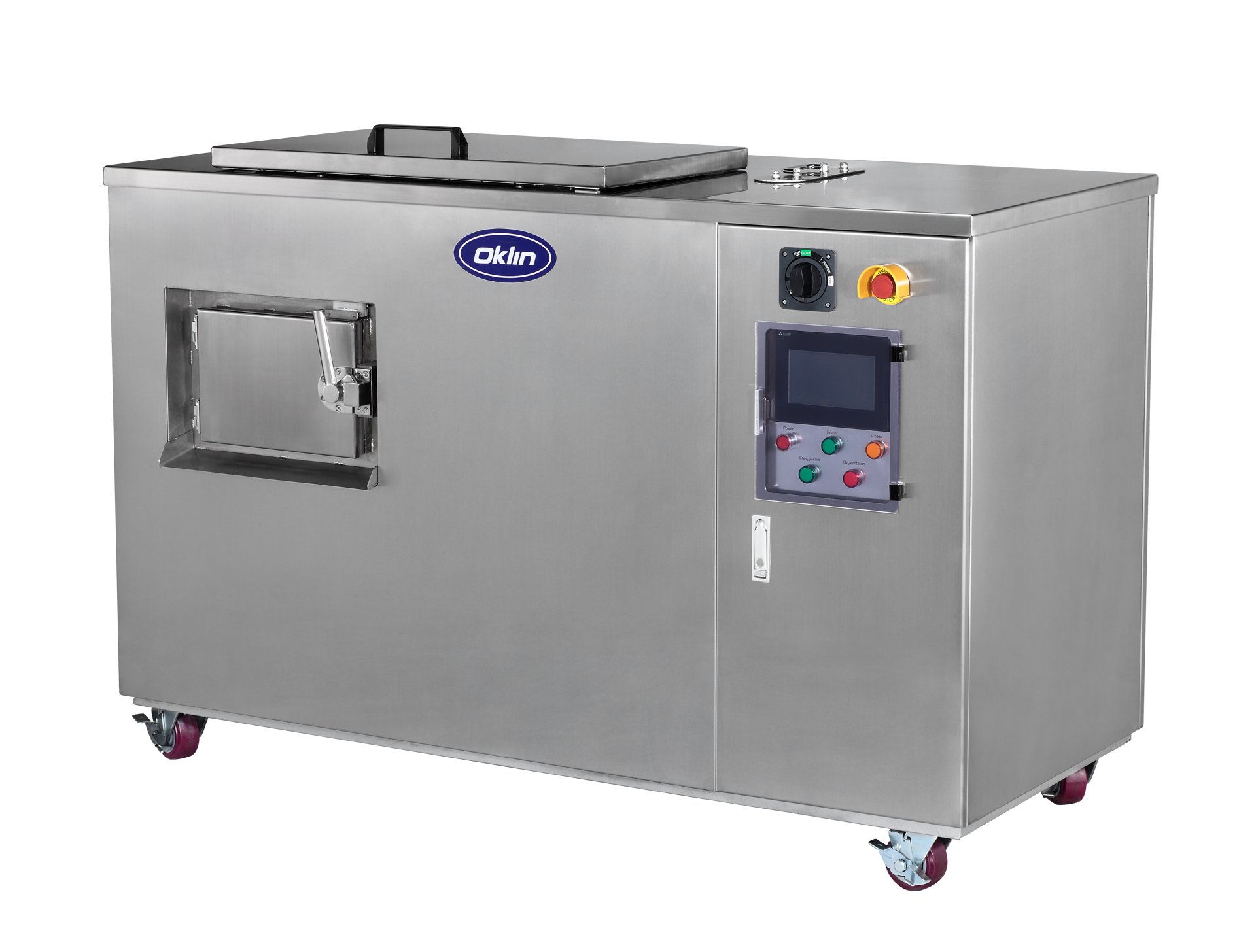 GG30s Composter | Commercial Compost Machine | Food Waste Composter