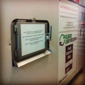 Cecconi's Closed Loop Organics unit