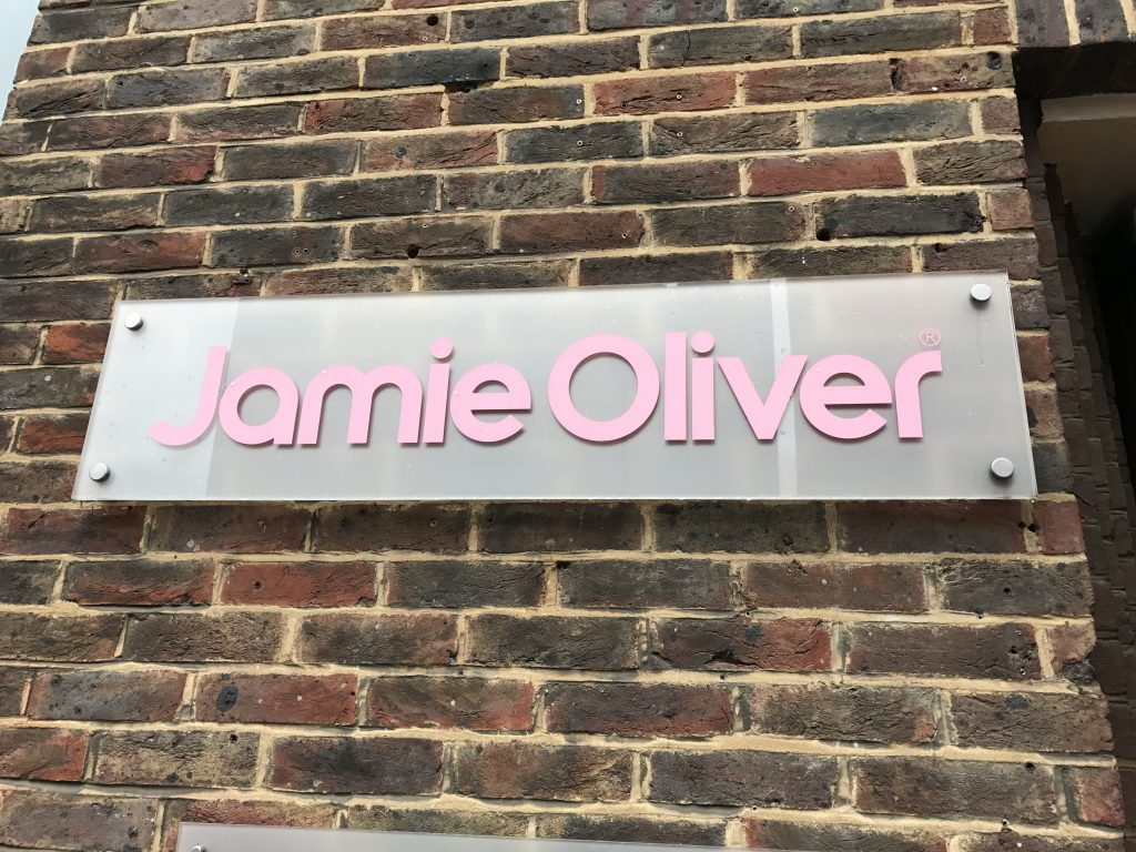 The GG10s used at the CEO CookOff is now installed at Jamie Oliver's headquarters to continue Jamie Oliver Group's zero waste campaign!