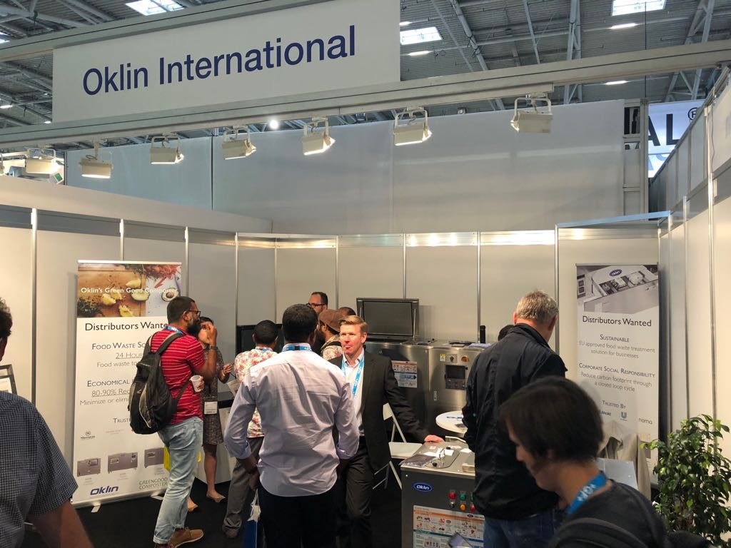 Come join us at the IFAT tradeshow in Munich